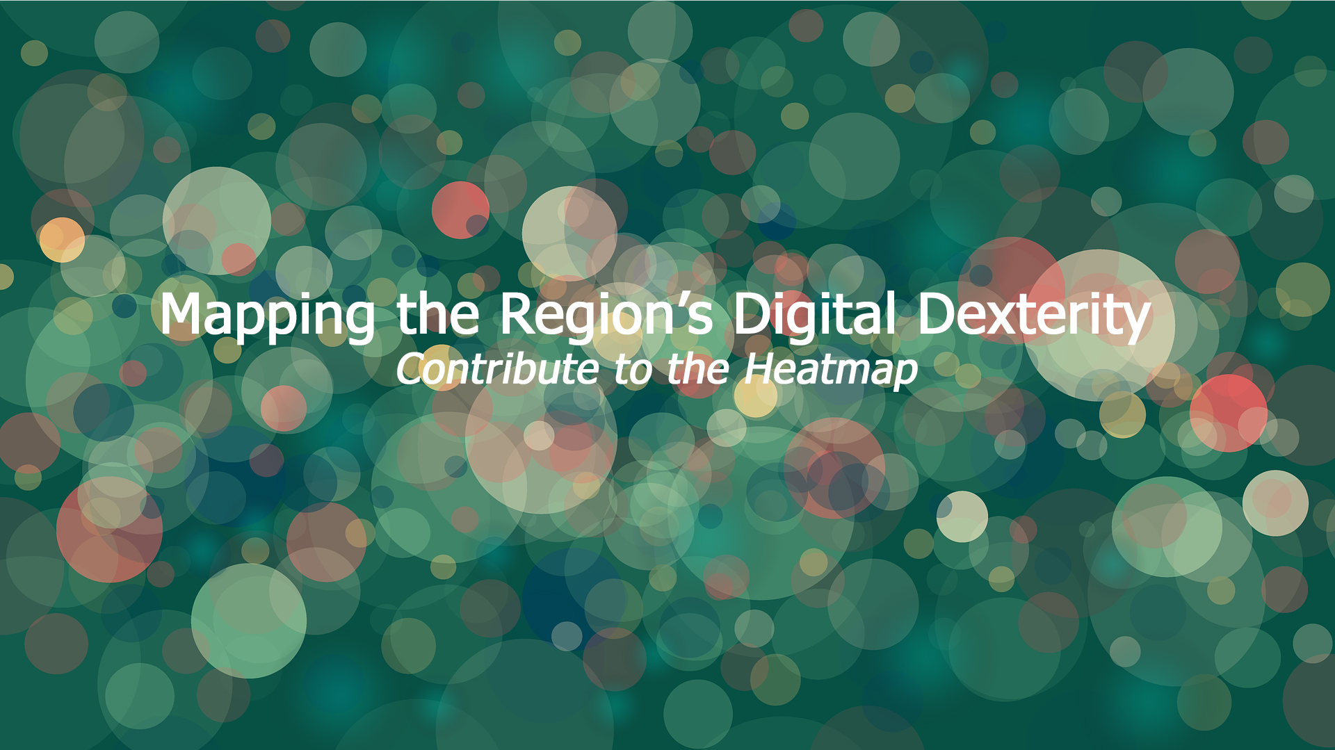 Mapping the Region's Digital Dexterity